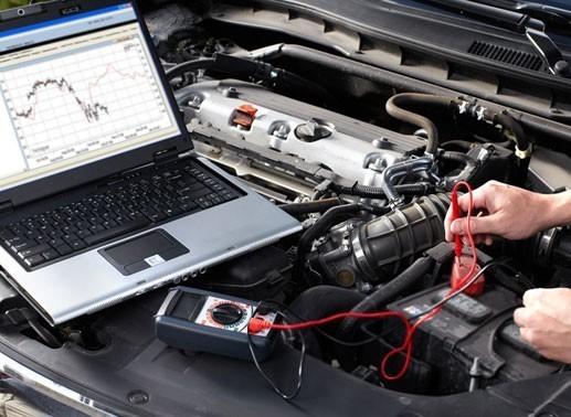 Компьютерная диагностика систем двигателя